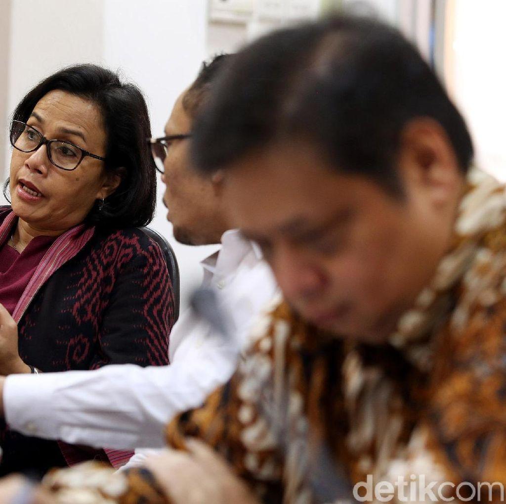 Jokowi Geram Investasi Tak Nendang, Ini Penjelasan Sri Mulyani