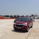 Jalan Masih Keriting, Toyota Avanza Pakai Penggerak Roda Belakang