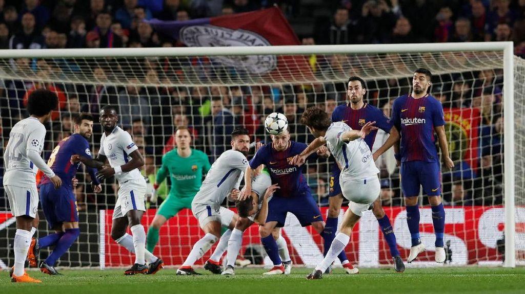 Jadwal Barcelona vs Chelsea di Pertandingan Pramusim