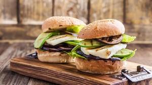 Apakah Makanan Vegetarian Cepat Saji Benar-benar Bebas Lemak?