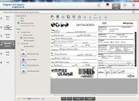 Contoh pemisahan folder dari PaperStream Capture / Foto: Fujitsu