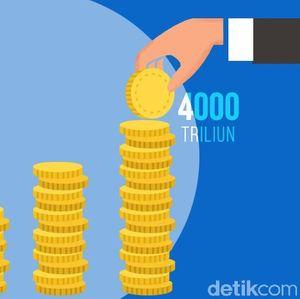 Utang Rp 1.901 Triliun Dipegang Asing, Bahaya Buat RI?