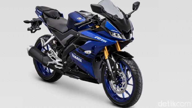 Yamaha R15 facelift