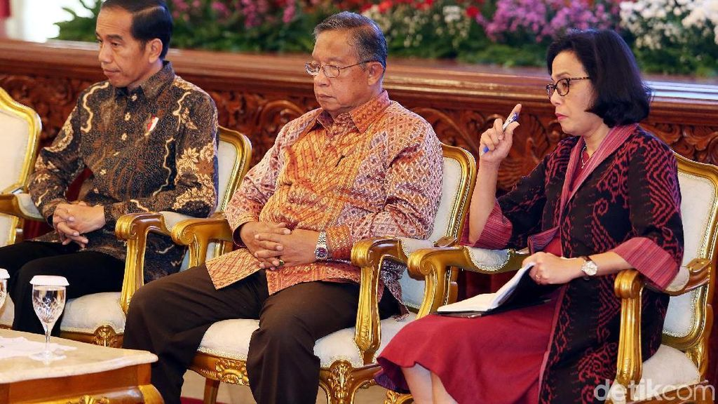 Jokowi Kumpulkan Menteri Ratas Konservasi Hayati