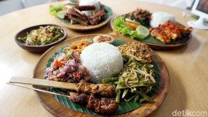 Ajengan Bali: Sedapnya Nasi Campur dan Bebek Goreng Ubud Khas Pulau Dewata