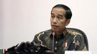 Jokowi Tutup Peluang Napi Korupsi Bebas karena Pandemi