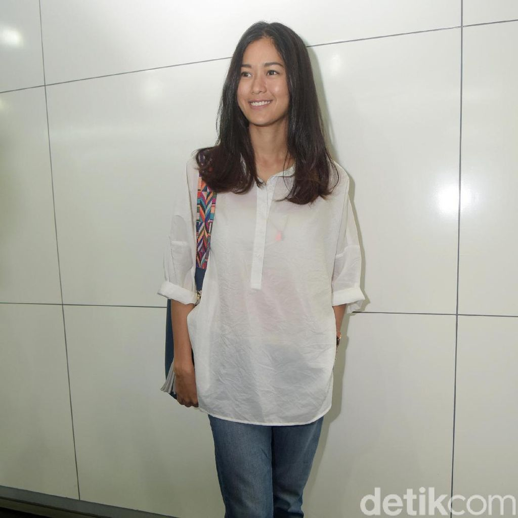 Film LIMA Ingatkan Prisia Nasution pada Masa Sekolah