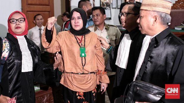 Terbukti Sebar Ujaran Kebencian, Asma Dewi Divonis Lima Bulan