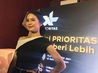 Pinang Maudy Ayunda, XL Incar 1 Juta Pelanggan Pascabayar