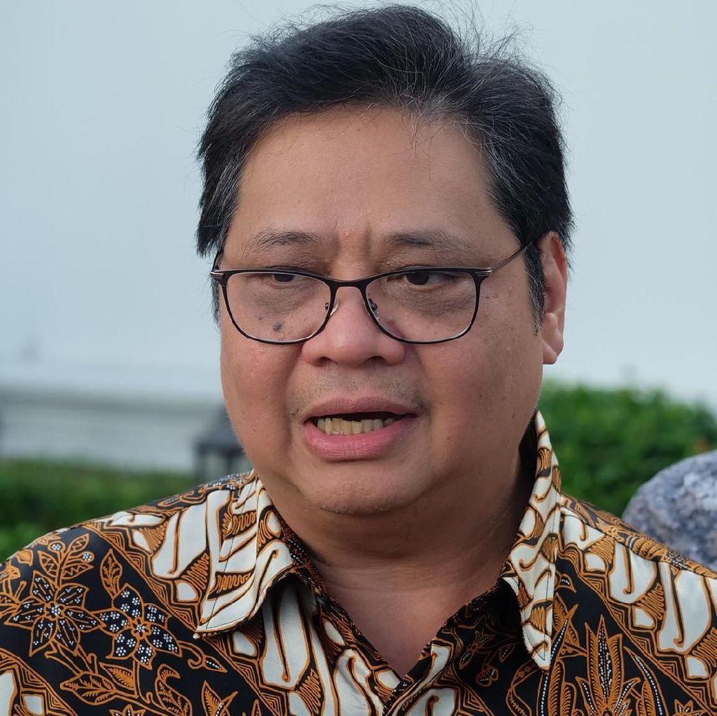 Akui Bertemu Kotjo, Airlangga Bantah Minta Eni Kawal PLTU Riau-1