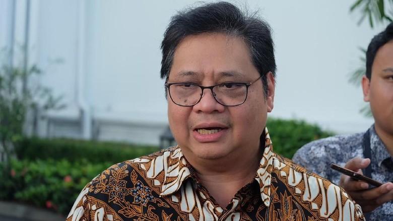 Airlangga Bantah Iming-imingi Mahyudin Kursi Menteri