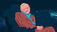 Rilis 2 Juli, Komik tentang Stephen Hawking Bahas Keajaiban Sains