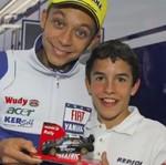Wah, Usia 4 Tahun Marquez Sudah Kenal Motor