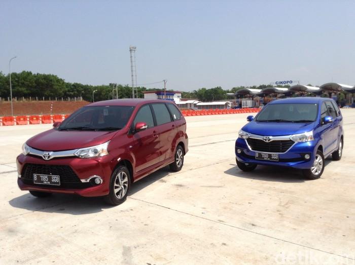 Toyota Avanza dan Vloz