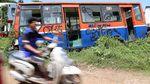 Potret Metromini di Ujung Jurang Eksistensi (2)