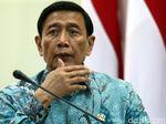 Wiranto Penasaran dengan Massa di MK