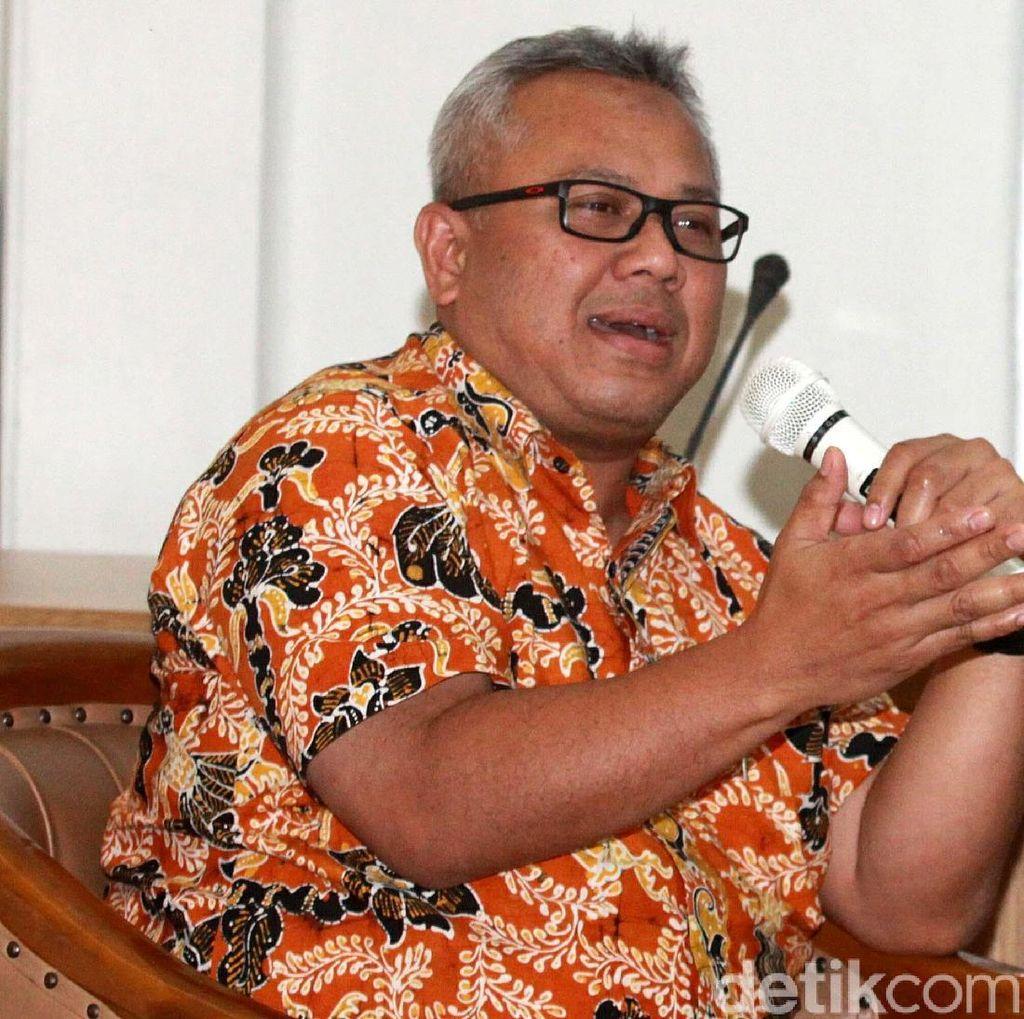 KPU Siap Hadapi Gugatan soal Eks Koruptor Dilarang Nyaleg