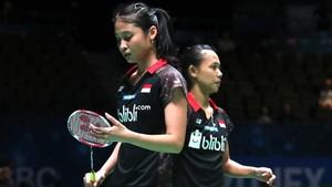 Pelatih: Motivasi Della/Rizki untuk Menang Masih Kurang