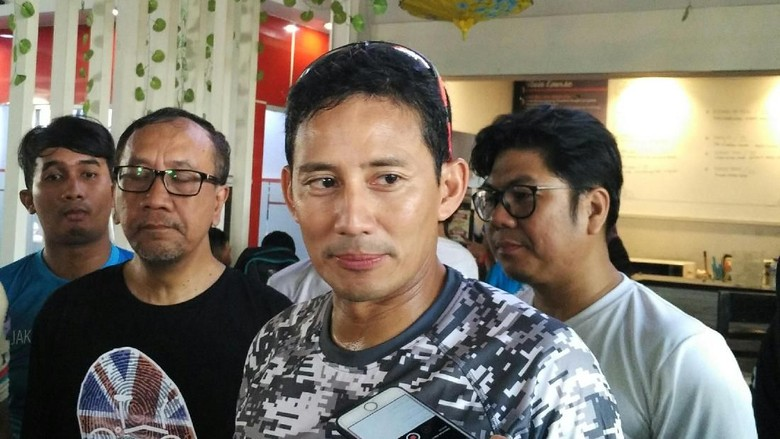 Eks Direktur PLN Jabat Ketua Tim Gubernur DKI Bidang Pembangunan