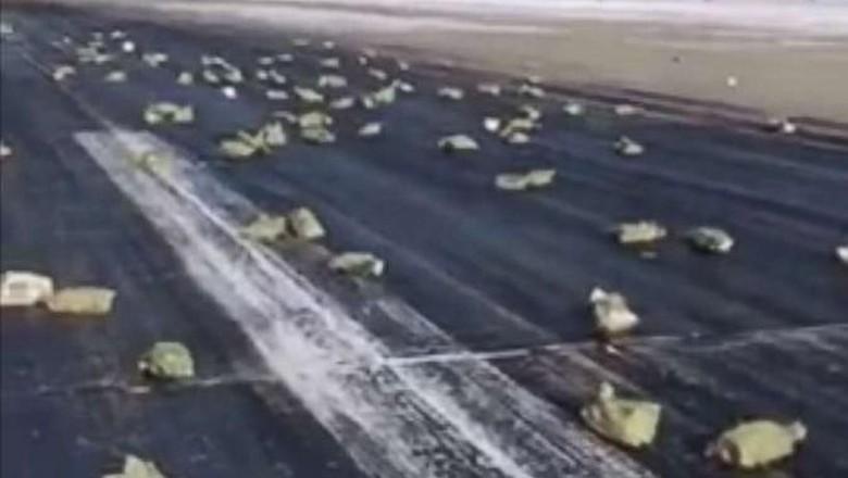 Heboh! 3 Ton Emas Jatuh dari Langit di Rusia