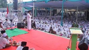1,5 Juta Solawat Nariyah dari Fatayat untuk Kemenangan Gus Ipul