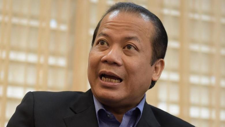 Rumah Dinasnya di Kalibata Akan Dibongkar, DPR: Dibangun Mall Lagi?