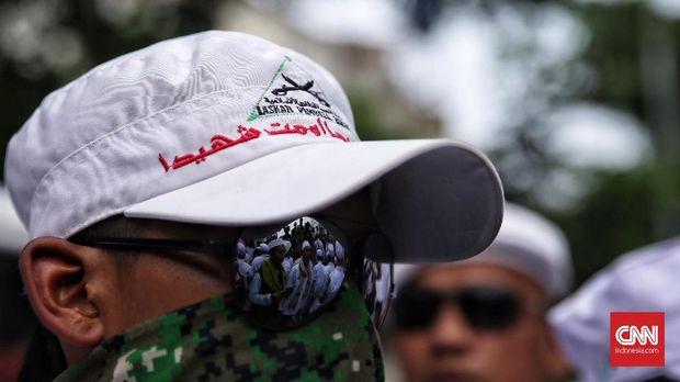 Fpi Protes Dikaitkan Insiden Ricuh Acara Nu Di Sumut
