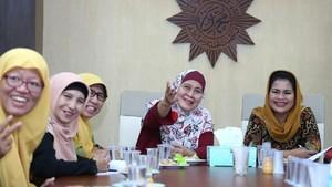 Punya Program Mirip, Aisyiyah Jatim Doakan Cawagub Puti Terpilih