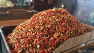 Jelang Natal dan Tahun Baru, Cabai Rawit Merah Tembus Rp 50.000/Kg