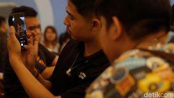 Pemindai Iris Siap Hadir di Ponsel Murah Samsung