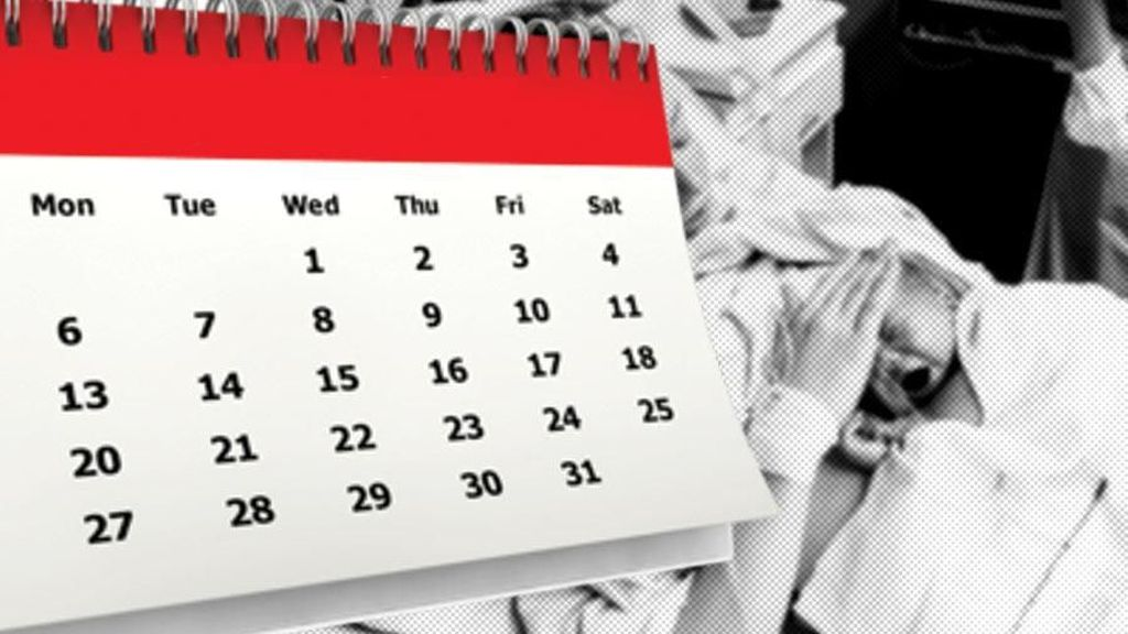 Catat! Ini Jadwal Sementara Libur Lebaran 2018