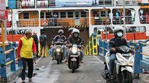 Penyeberang dari Bali Ke Jawa Saat Nyepi Menurun