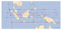 21 Maret, Indonesia Alami Hari Tanpa Bayangan