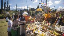BPS: Acara Keagamaan di Bali Ikut Sumbang Angka Kemiskinan
