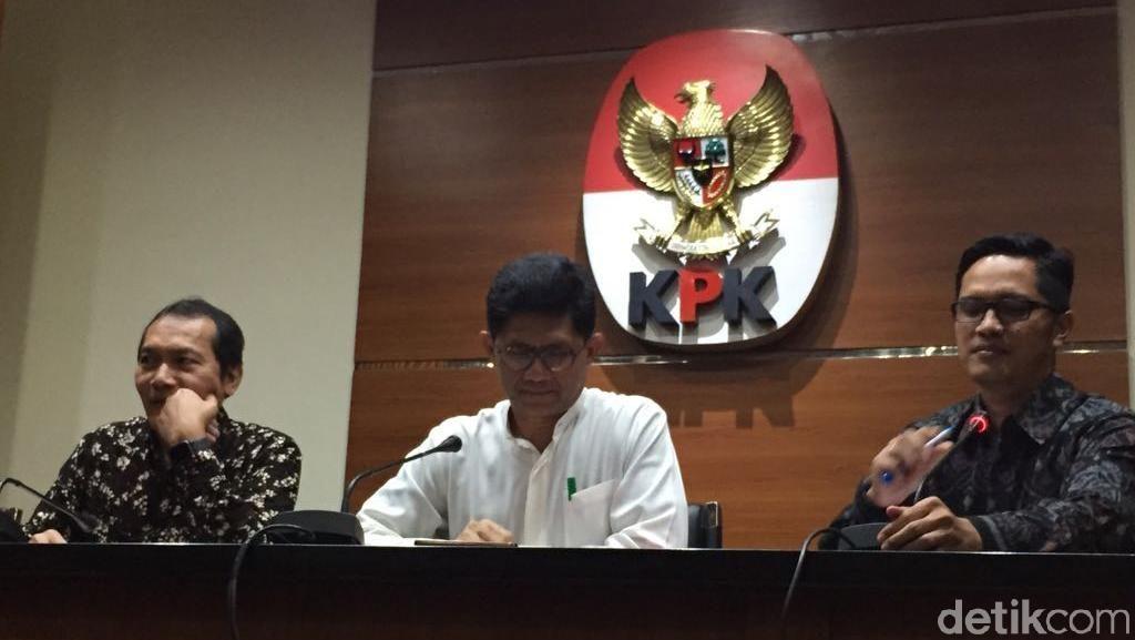 KPK Umumkan Cagub Malut Ahmad Mus Tersangka Korupsi Lahan Bandara