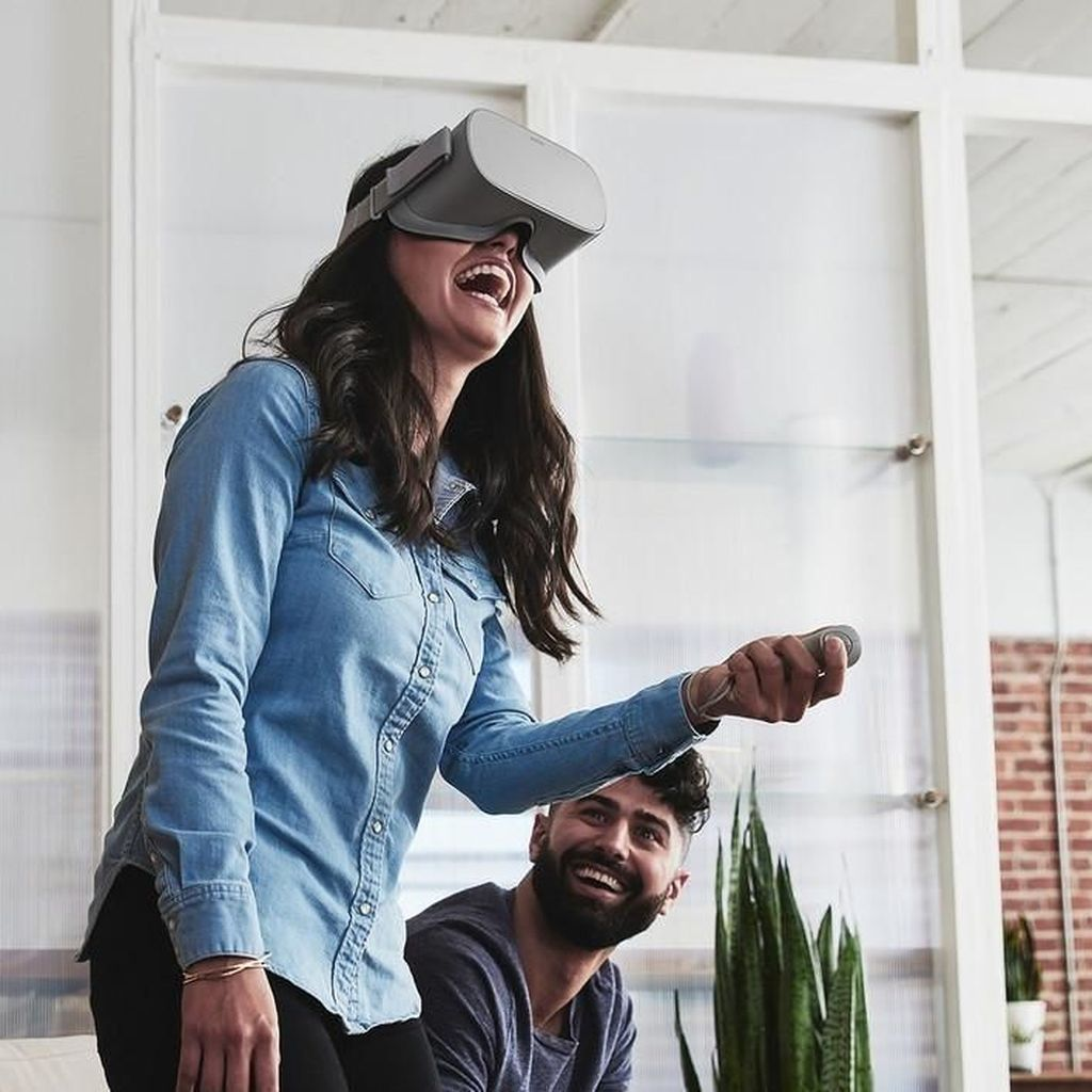 Giliran Pendiri Oculus Ikut Eksodus Tinggalkan Facebook