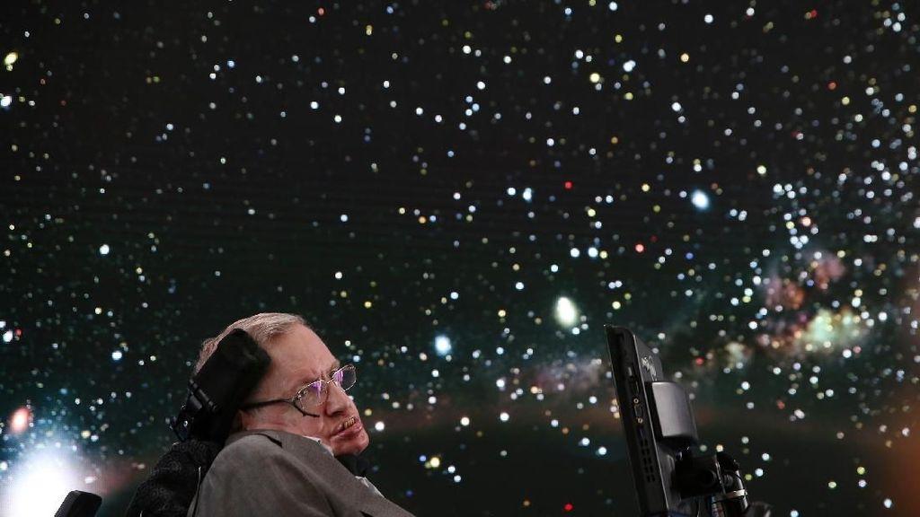 Stephen Hawking Mencari Tuhan