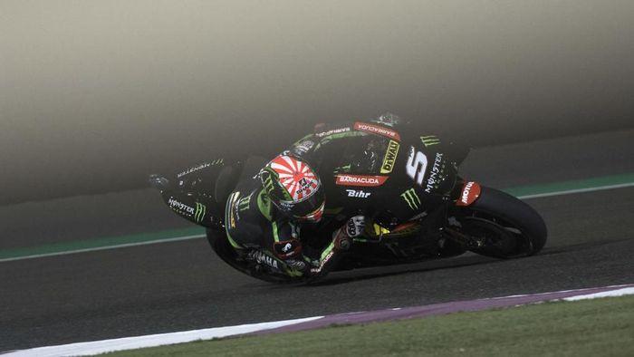 Johann Zarco merebut pole position di MotoGP Qatar (Foto: Mirco Lazzari gp/Getty Images)