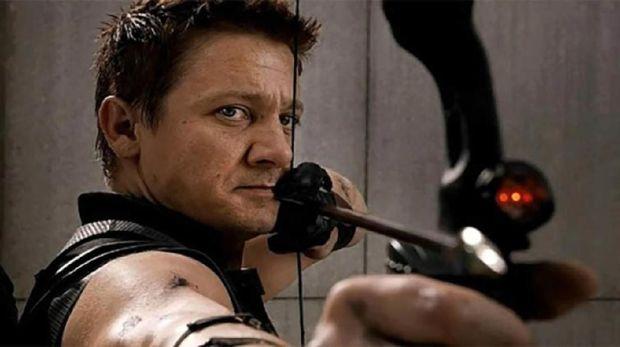 Anak panah Hawkeye.