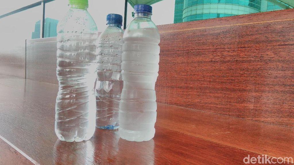 Laporan WHO Soal Bahaya Mikroplastik dalam Produk Air Minum Kemasan