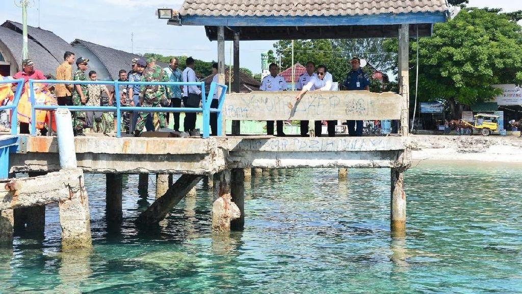Jokowi Sebut 30 Pelabuhan Tak Ada Jalan, Ini Respons Menteri PUPR