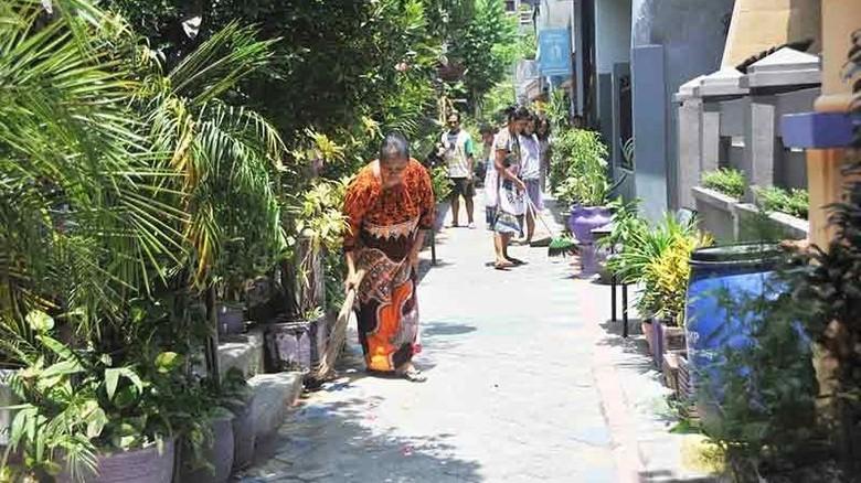 Surabaya Raih Predikat Special Mention di Penghargaan Lee Kuan Yew