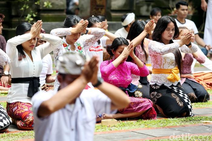 Ilustrasi Nyepi. Foto: Rengga Sancaya