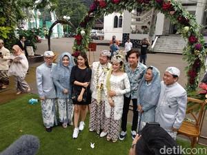 Surprise! Adipati-Vanesha Jadi Tamu Tak Diundang di Pernikahan Orang
