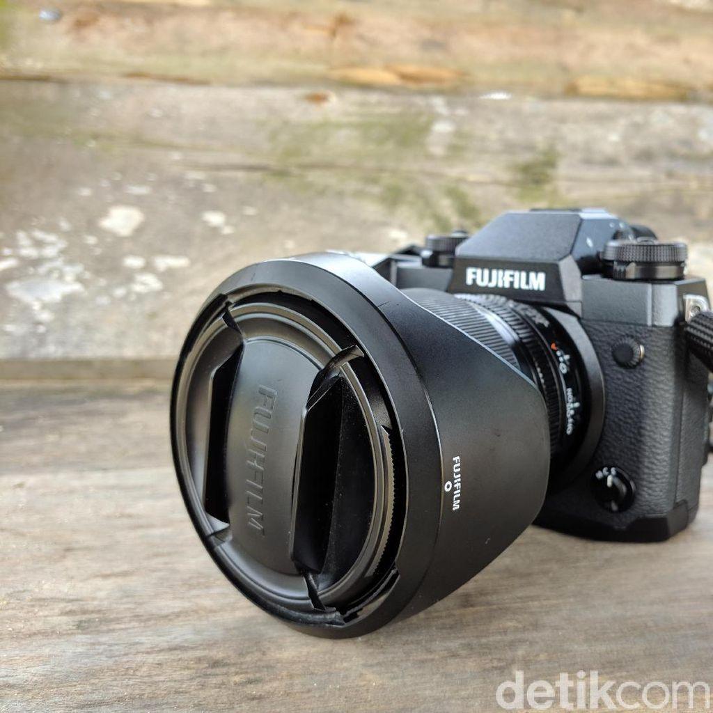 Siap Dirilis! Berapa Harga Fujifilm X-H1 di Indonesia?