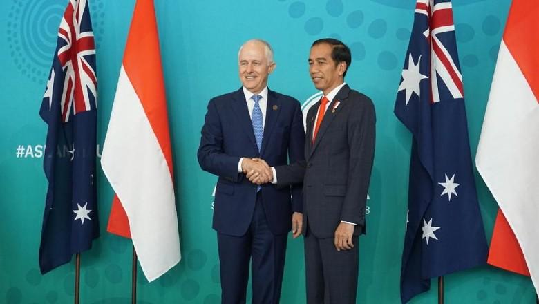 Turnbull Ajak Pemimpin ASEAN Kompak Jaga Keamanan dan Kemakmuran