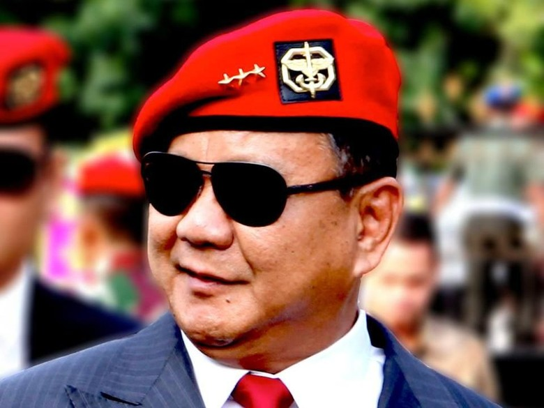 BPN Apresiasi TNI AU yang Luruskan Isu Jet Tempur Halangi Pesawat Prabowo