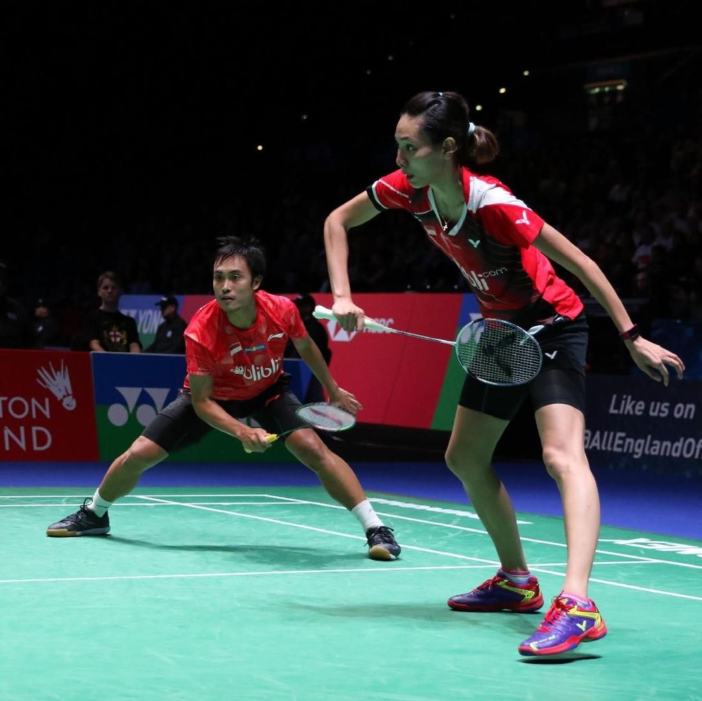 Indonesia Raih Dua Gelar Juara Dari Thailand Open 2018
