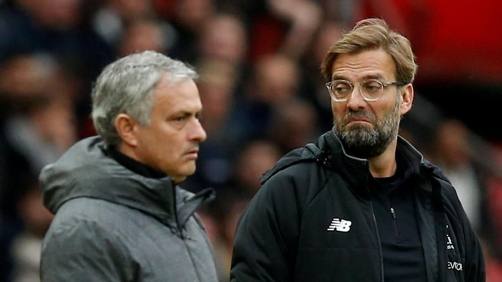 Klopp: Mourinho Tetap Manajer yang Luar Biasa