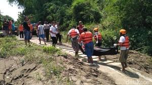 Warga Ngawi Dikejutkan Penemuan Mayat Pria dengan Mata Pecah